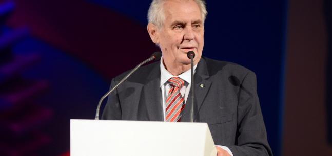 Projev prezident republiky na zahájení 59. Mezinárodního strojírenského veletrhu