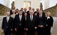 Projev prezidenta republiky při tiskové konferenci konané u příležitosti oficiální návštěvy Slovenské republiky