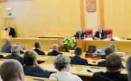 Projev prezidenta republiky na setkání se zastupiteli a starosty Moravskoslezského kraje