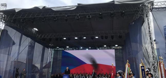 Projev prezidenta republiky při vzpomínkovém aktu ke 100. výročí Martinské deklarace