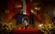 Projev prezidenta republiky při slavnostním ceremoniálu udílení státních vyznamenání České republiky